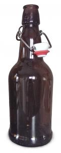 Bygelflaska 12-pack - 50cl Brunt Glas