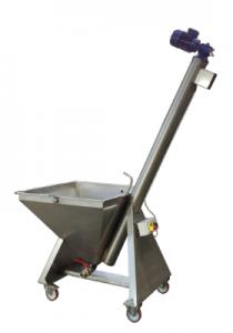 Olivtvätt med elevator 200kg/h