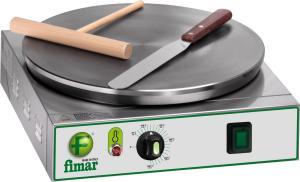 Elektriskt Crepes & Pannkaksjärn CRP - Fimar