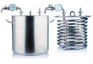 Pastöriseringsapparat PAS50 60-80L/h