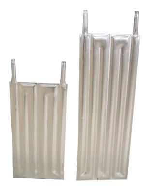 Plattvärmeväxlare i Rostfritt stål
