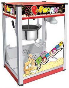 """Magnifik Popcornmaskin PC6 - """"Riktiga Biopopcorn"""""""