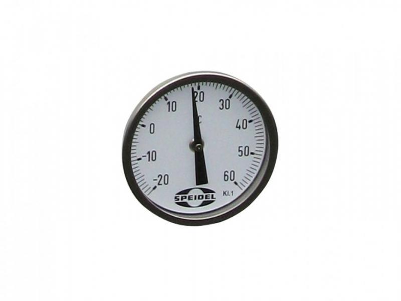 Speidel Termometer kit (analog)