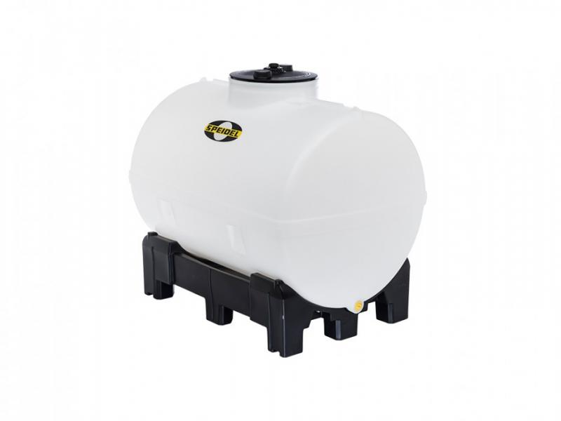 Transporttank 1000L Horisontell vin, juice mm
