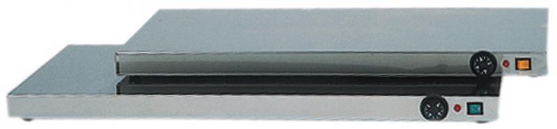 Kompetent Värmehäll PC i rostfritt stål