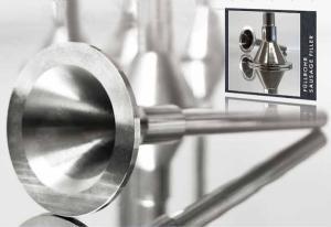 "Korvhorn nr ""5"" rostfritt stål premium"