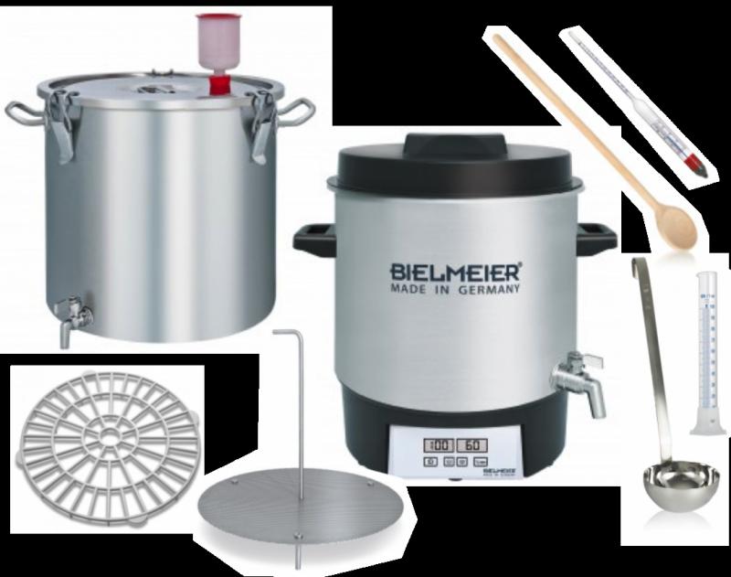 Mikrobryggeri Bielmeier BHG 403