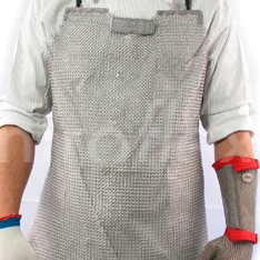 Skyddsförkläde Niroflex