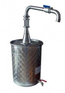 Separations- och dekanteringsskärl 50 Liter  - Oleum 30 Compact