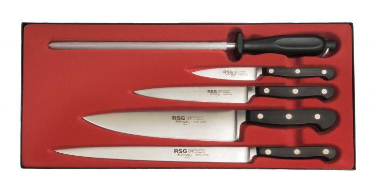 Knivsats 5 delar - RSG Profi