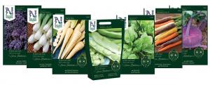 Odla egna livsmedel Fröpaket Grönsaker & Sallad April-Maj Bäckmo