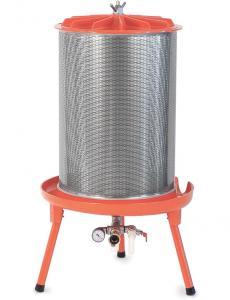 Fruktpress 90L-Hydropress vattendriven från Speidel