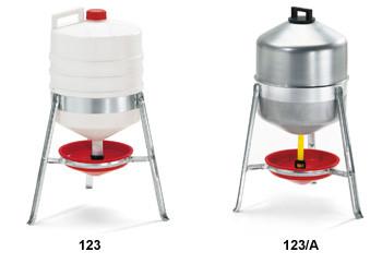 Vattenautomat sifonmodell 30L i metall