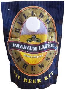 Bulldog Premium Lager