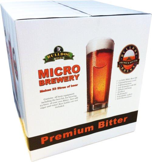 Startpaket Bitter-Bulldog Brew 23L