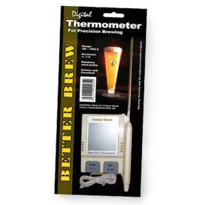 Bryggtermometer - Digital