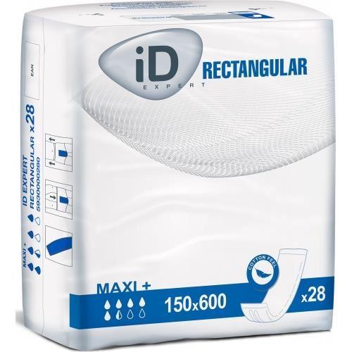 ID Expert Rectangular Maxi Plus 28 st