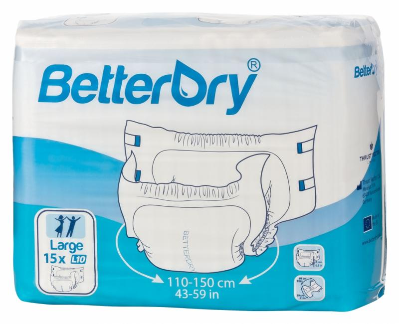BetterDry 15 st L10