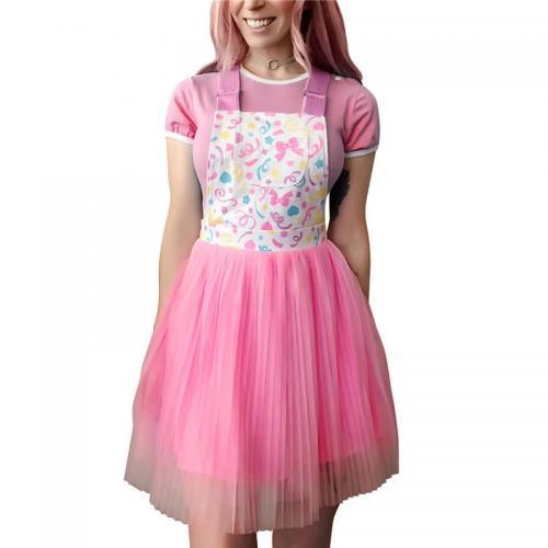 Confetti Princess Overall Skirt