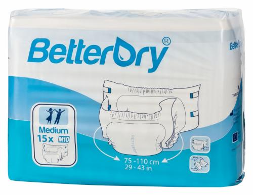 BetterDry 15 st M10