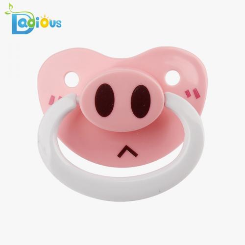 Anatomisk Napp oink rosa