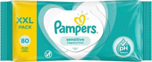 Pampers Sensitive Våtservetter XXL PACK