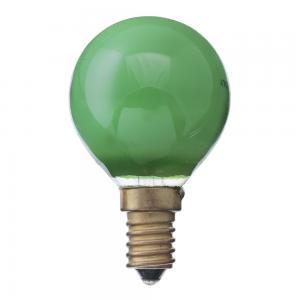 Klot grön E14 25W
