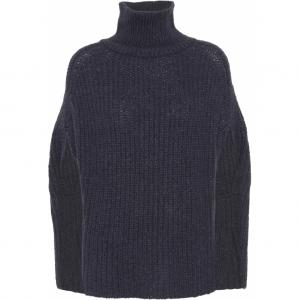 Abby Poncho - Dark Blue