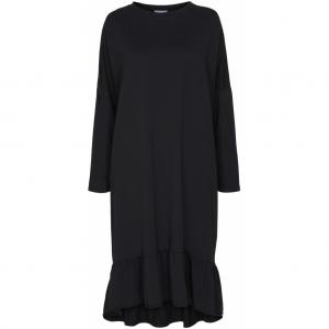 Sweat Dress - Black