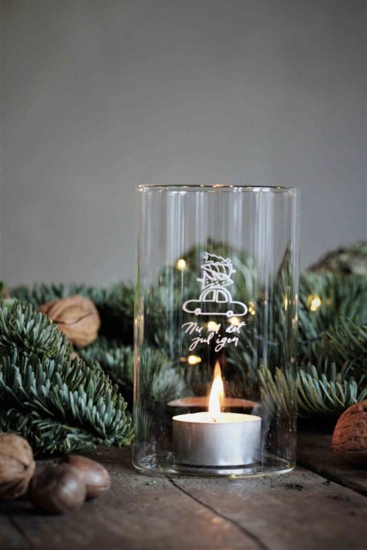 Majas Nu Är Det Jul Igen Lykta