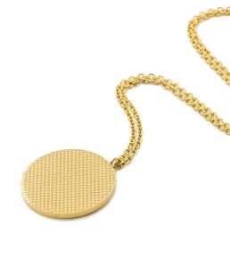 Cassandra Necklace, gold