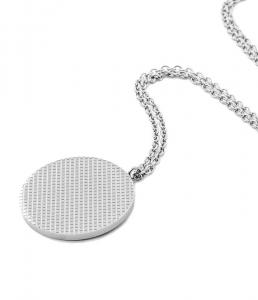 Cassandra Necklace, silver