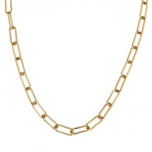 Madrid Chain Necklace - Gold