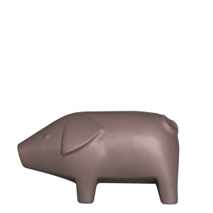 Swedish Pig Large - Maroon