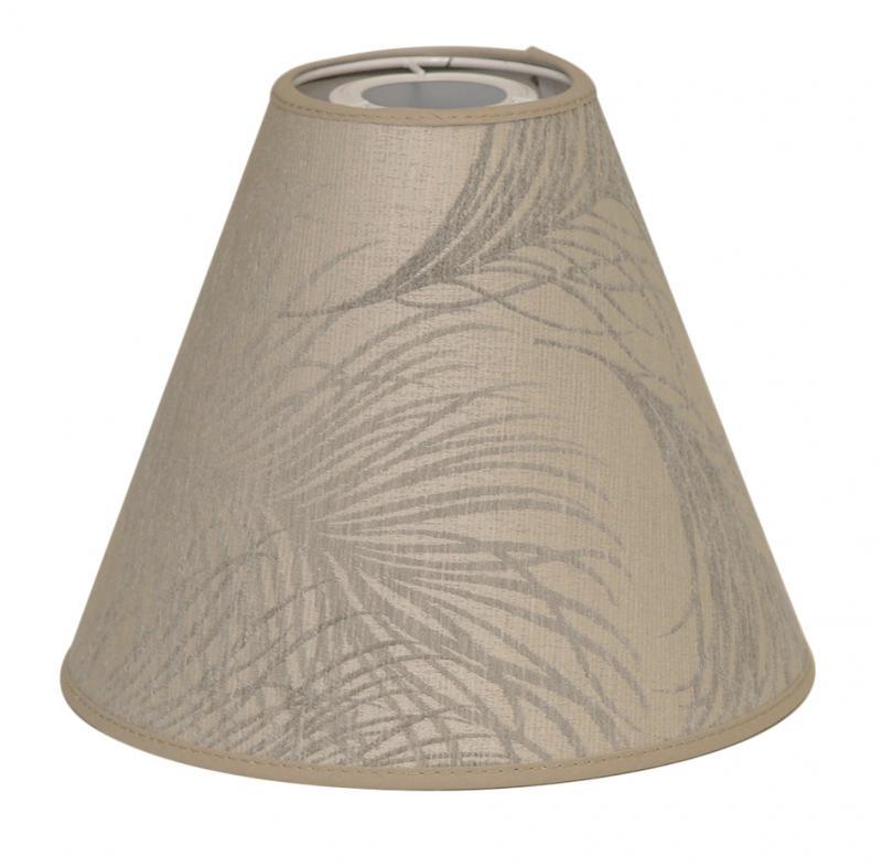 Lampskärm Feather - Grå