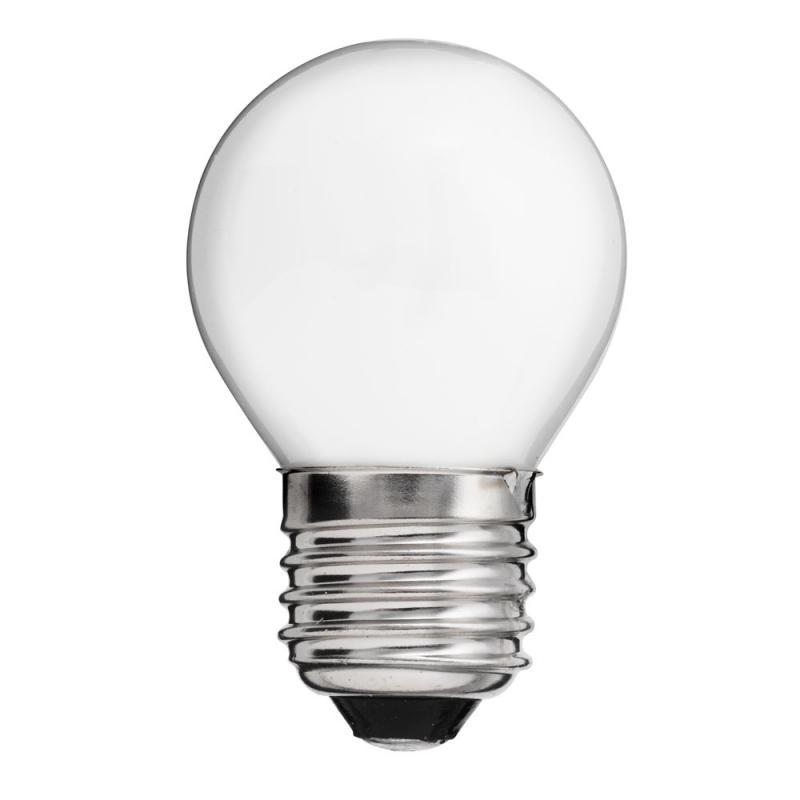 LED HG OPAL Klot E27 3W 250lm