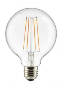UNI-LEDISON Glob 100 Klar 2200K E27 7,5W 700lm Dimbar