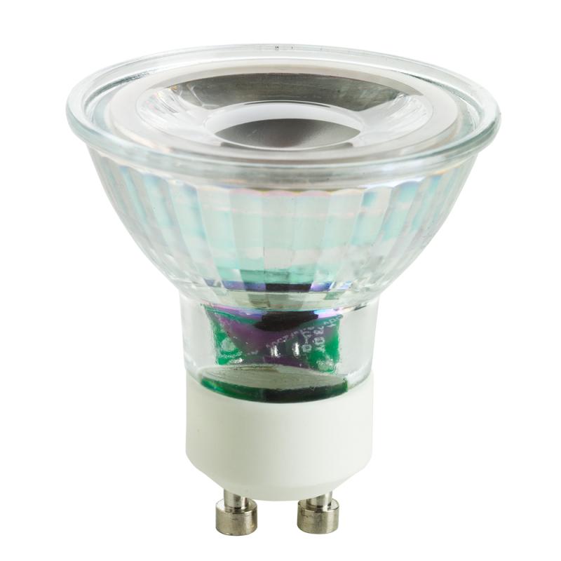 COB-LED MR16 Gu10 Dimb 4,5W 345lm