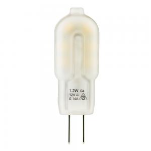LED-G4 3000K 12v ac/dc 1,2W