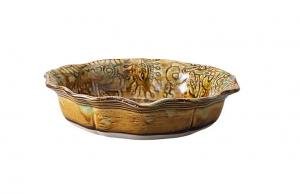 SMALL BOWL, PINEAPPLE