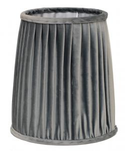 Lampskärm Anastacia - Grå