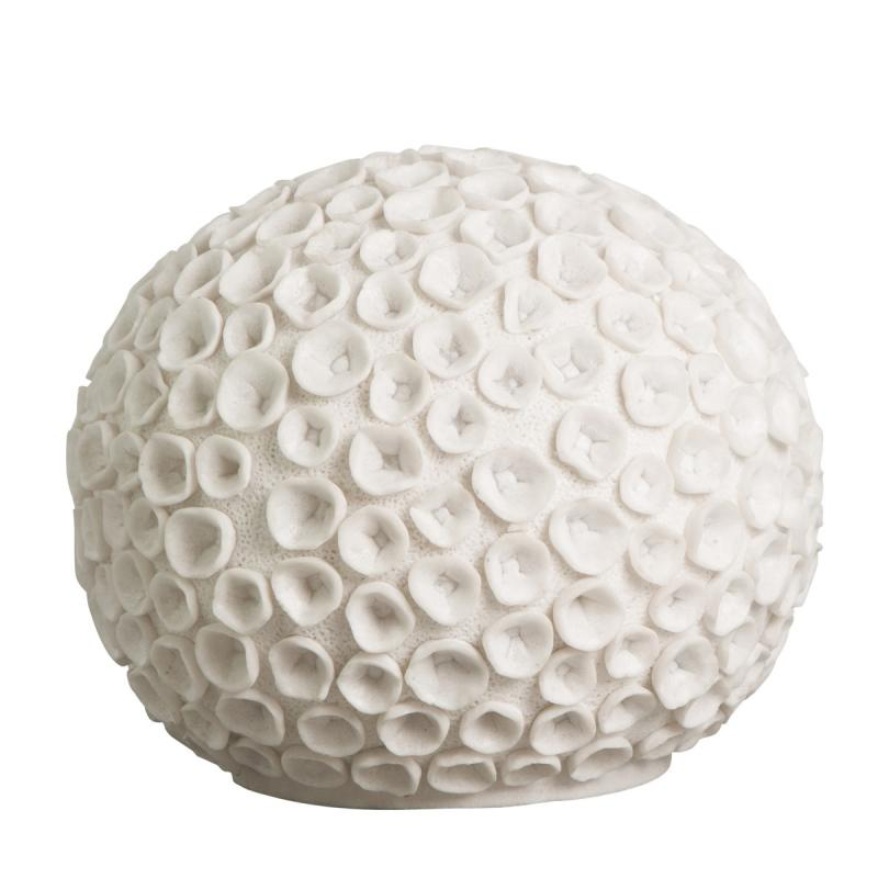 Lamp Coral Amazonit - White