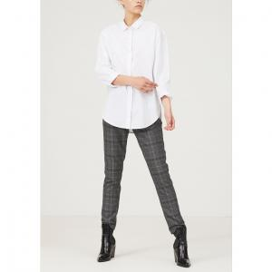 Hem  Bellis Long Shirt - White Bellis Long Shirt - White