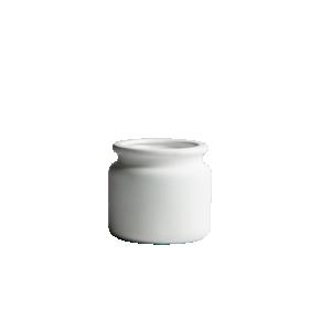 Kruka Pure Mini - Vit
