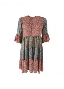 LUNA short boho dress