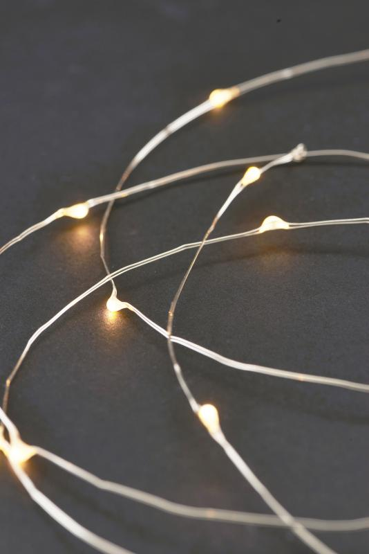 String Lights Silver