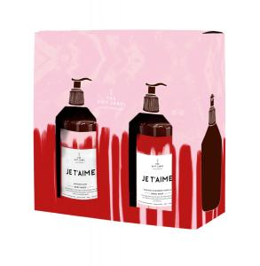Presentförpackning - Je t'aime her - Limited edition