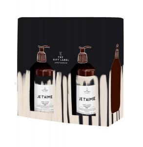 Gift Box - Je t'aime him - Limited Edition