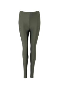 Gaya Glossy Leggings - Army