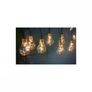 Ljuskedja LED glödlampor